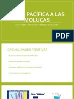 Magallanes Elcano Pacífico