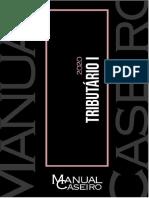 Manual Caseiro - Tributário I 2020