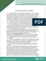 2- Breve reseña Histórica del Sistema de Salud en la Argentina (1)