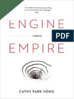 Engine Empire- Cathy Park Hong