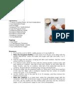 Doughnut Muffins v1.0