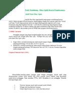 Komponen Aktip dan pasif TJBL