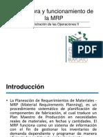 Tema # 3 MRP