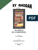 P-222 - O Sósias de Andrômeda - K. H. Scheer.doc