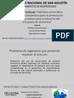 FUND, BIOPROCESOS - Hidrolisis Enzimática de Celulosa para Produccion de Nanocristales de Celulosa.pdf