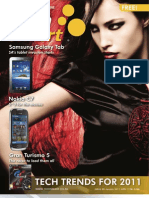 TechSmart 88, Jan 2011, Trends for 2011