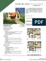Catalog Case - Proiect Vila Campina