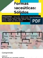 Formas farmaceúticas_ Sólidos