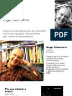 Poética Roger Silverstone