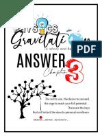 Answer Gravitation 2020