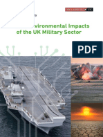 SGR Military Env Impacts FINAL. 18 May 2020