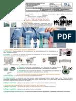 Guía de la empresa - 8°