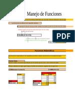 FUNCIONES BASICAS - FECHA Y TEXTO