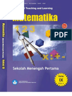 SMP/MTs Kelas 9 - Contextual Teaching and Learning Matematika