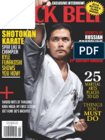 Black Belt Magazine 012010