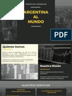 Presentacion Exportaciones ESPAÑOL