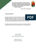 CONSTANCIA DE CHOFER