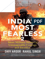India's Most Fearless 2 More Military Stories of Unimaginable Courage and Sacrifice by Shiv Aroor, Rahul Singh (z-lib.org)