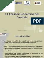 El análisis Económico del Contrato.ppt