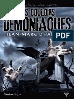 EXTRAIT du roman « Les Couloirs démoniaques » de Jean-Marc Dhainaut