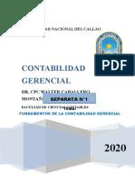 SEPARATA 1 FUNDAMENTOS DE LA CONTABILIDAD GERENCIAL (1)