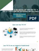TICS en los SGC