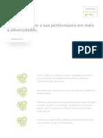 Como aumentar sua performance em meio a adversidades - Produtividade Antifrágil