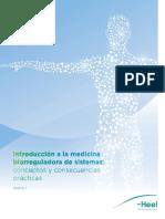 Introducción a La Medicina Biorreguladora de Sistemas - Parte I