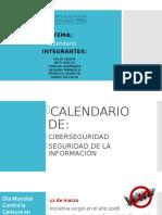 calendario informatico