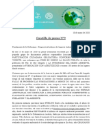 Gacetilla II - Fundamento de La Ordenanza