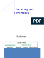 4  ration alimentaire