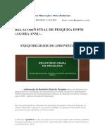 RFP -RELATORIO FNAL DE PESQUISA -ENGMATOS