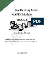 Music-8-Module