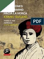 Sugako, Kanno - Reflexiones en el camino hacia la horca - [Ed. Anarquismos].pdf