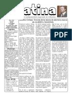 Datina - 19.05.2020 - prima pagină