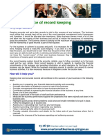 The importance of record keeping.pdf