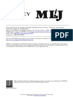 The Modern Language Journal Volume 62 issue 8 1978 [doi 10.2307_326176] James M. Hendrickson -- Error Correction in Foreign Language Teaching- Recent Theory, Research, and Practice.pdf
