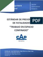 02 Estándar de prevención de fatalidades de trabajo en espacio confinado Rev.1