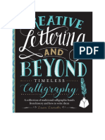 Creative Lettering and Beyond Timeless Calligraphy A collection of traditional calligraphic hands from history and how to write them by Laura Lavender (z-lib.org)