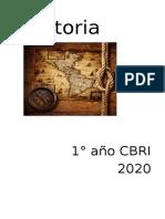 Secuencia n 1- 1año 2020
