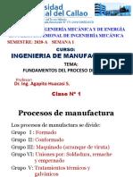 Clases Nº1- Ing-Manufac-II