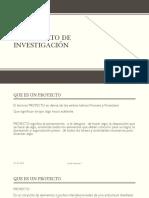 EL PROYECTO DE INVESTIGACIÃ_N.pptx