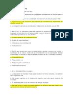 CUESTIONARIO UD  1 Y 2 psicoterapia