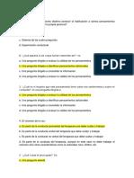 CUESTIONARIO UD 3 Y 4 psicoterapia