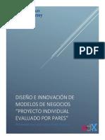 Diseño e Innovación en Modelos de Negocios