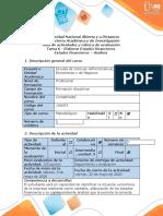 CONTABILIDAD - Tarea 6 - Elaborar Estados financieros.docx