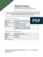 Documento de proyecto Neveras solares para la conservacion