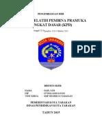 laporan mengikuti KPD