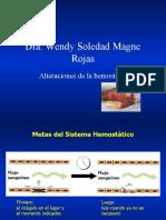 Coagulopatias PRESENTACION CERRADA EL DOMINGO 04-11-18