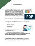 Revista digital (volumen 4) informe sobre liquidación de las empresas